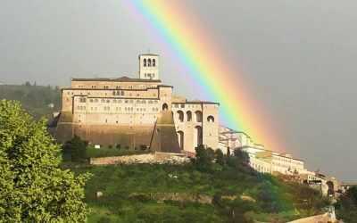 Papa ad Assisi il 20 settembre