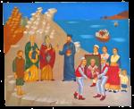 esuli albanesi lungro Chiesa Santissimo Salvatore Cosenza23