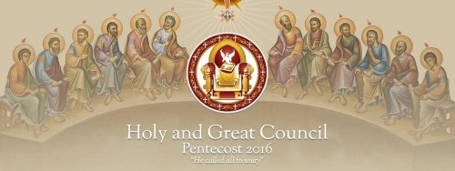 holy and great Council