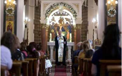 Il nunzio al Cairo: entusiasmo in Egitto per la visita del Papa