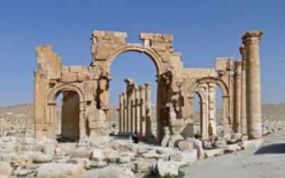 Crimine contro l'umanità · La Santa Sede e la distruzione del patrimonio culturale nelle zone di conflitto ·